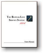 Bottom Line Service System User's Manual